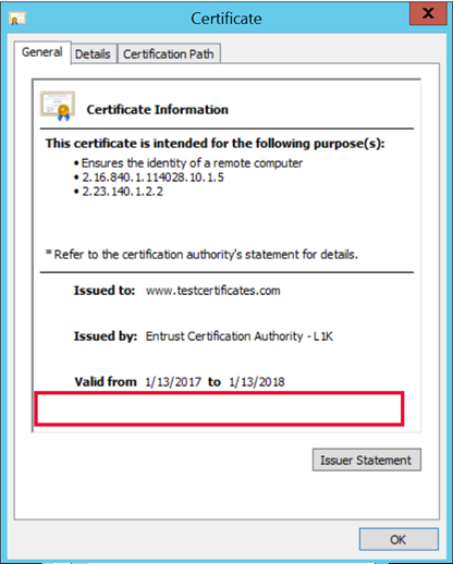 Tech Notes Install Cert In Iis