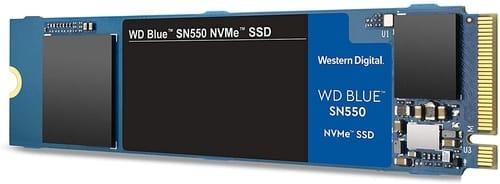 Review WD WDS100T2B0C Blue SN550 1TB NVMe Internal SSD