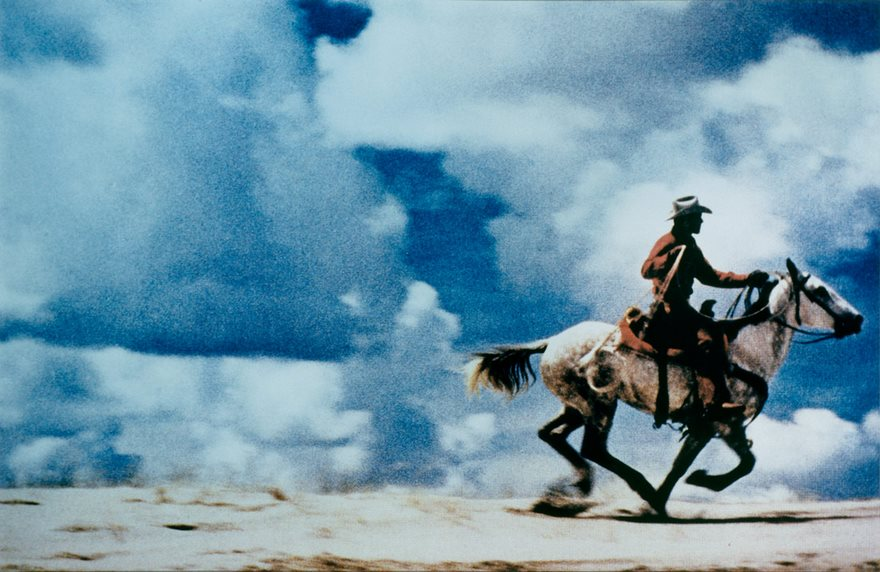 #79 Untitled (Cowboy), Richard Prince, 1989 - Top 100 Of The Most Influential Photos Of All Time