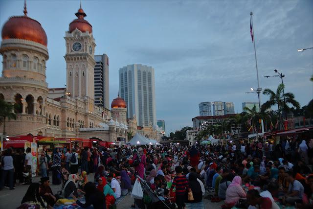 Kuliner Backpacker Kuala Lumpur