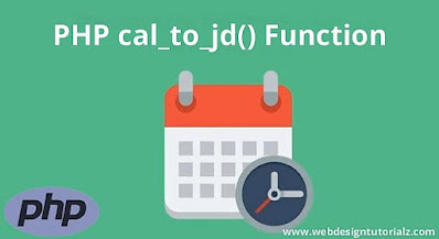 PHP cal_to_jd() Function