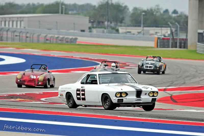 Russ Rosenberg To Campaign Yenko Stinger at Groesbeck Grand Prix