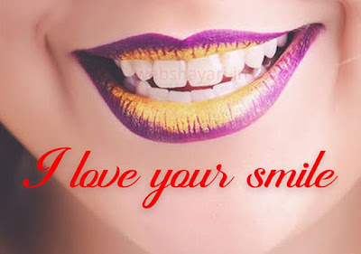 i love your smile wallpaper