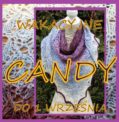 Candy wakacyjne u Reni
