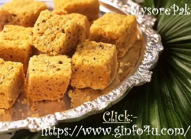 How to Make Mysore Pak Recipe |Thandai Recipe?