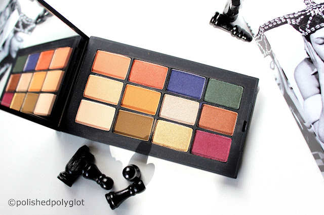 "NARS Love Game palette, from ""Man Ray"" collection."