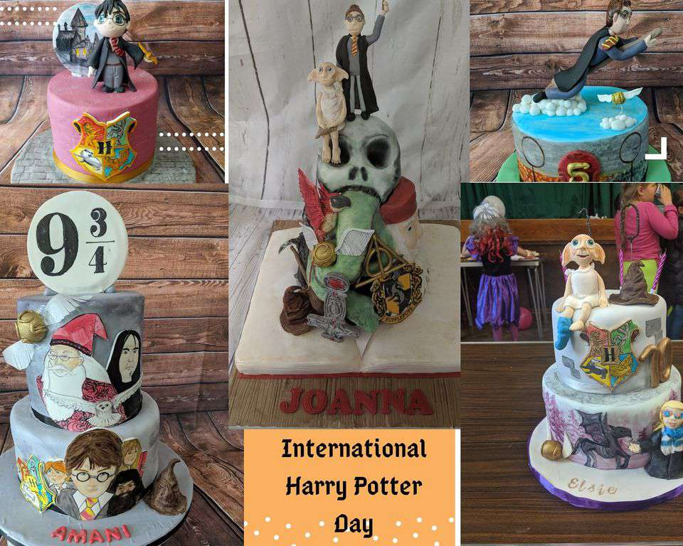 International Harry Potter Day Wishes For Facebook