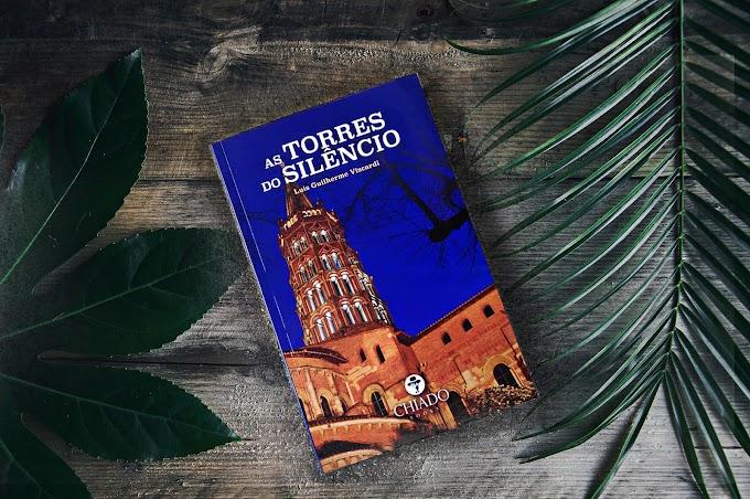 [RESENHA #692] AS TORRES DO SILÊNCIO - LUIS GUILHERME VISCARDI