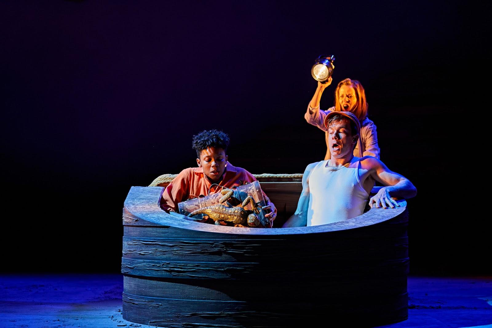 Holes - Belgrade Theatre Review