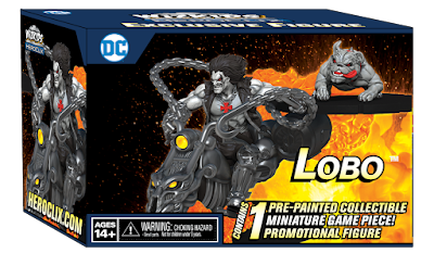 San Diego Comic-Con 2019 Exclusive DC Comics HeroClix Figures by NECA