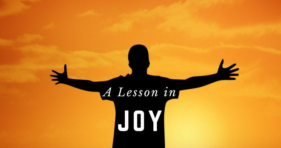 A Lesson in Joy