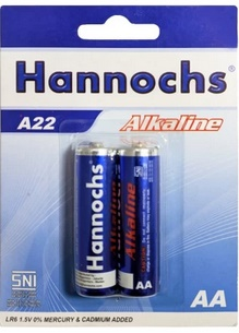 Battery jam Hannochs AA