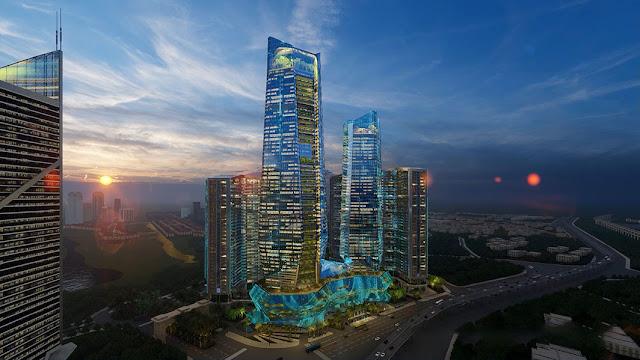 Dự án Sunshine KS Finance Hà Nội Ciputra chung cư Tây Hồ Tây Nam Thăng Long Từ Liêm