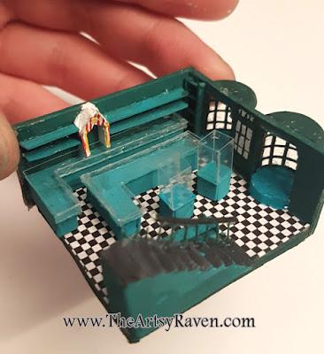 Honeydukes miniature by TheArtsyRaven