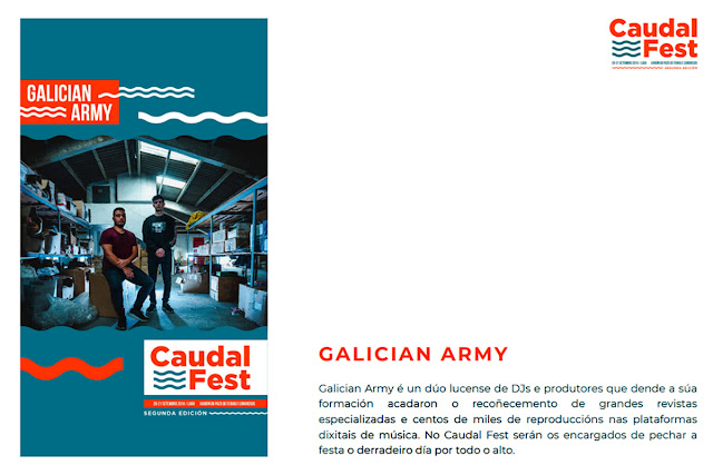 GALICIAN ARMY @ CAUDAL FEST
