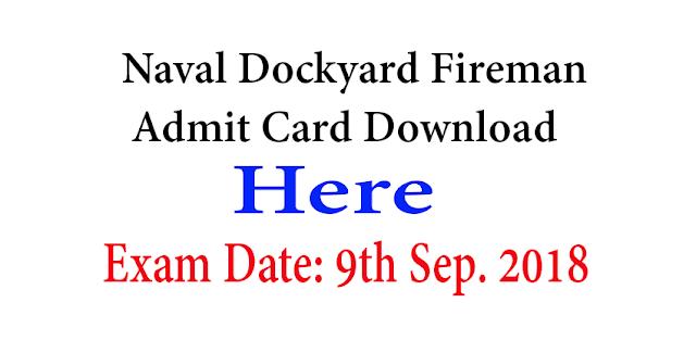 Naval Dockyard Fireman