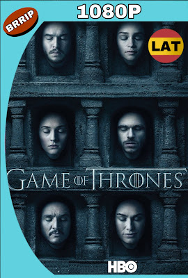 GAME OF THRONES TEMPORADA 6 BRRIP 1080P LATINO MKV