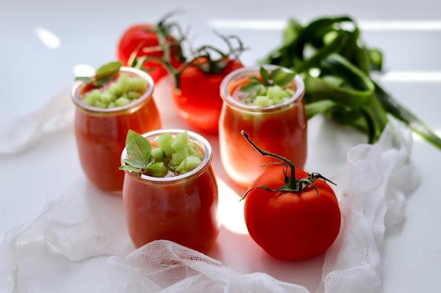 🍅 gazpacho - hiszpański chłodnik