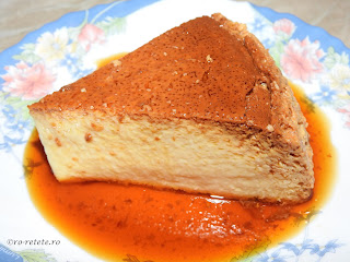Creme brulee recipe reteta crema de zahar ars la cuptor cu lapte oua vanilie rom retete tort prajitura desert dulce mancare sos caramel,
