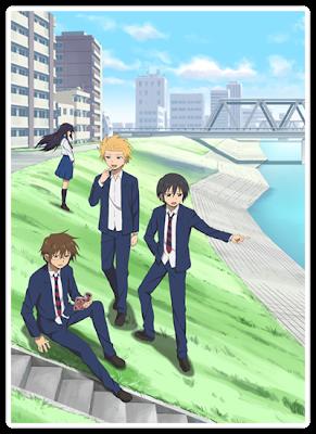 Baixar Torrent Nichijou Completo + OVA Download Grátis