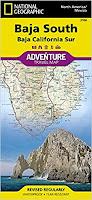 Baja Map South