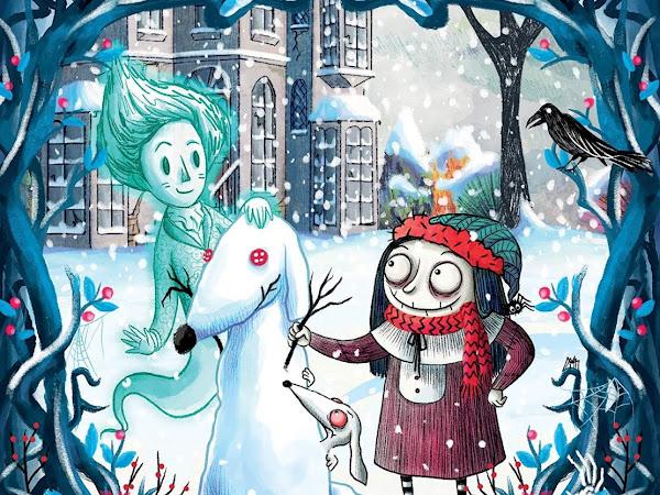 Compre na Pré-Venda: Mortina e o Amigo Fantasma