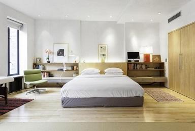 habitacin moderna