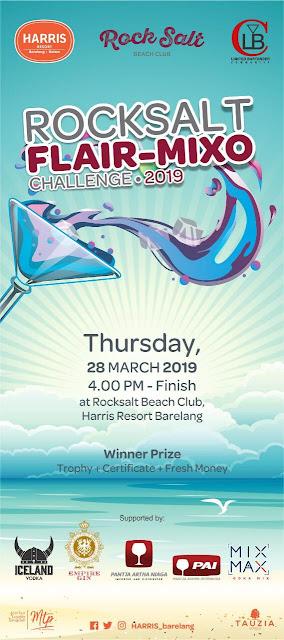 Rocksalt Flair - Mixo Challenge