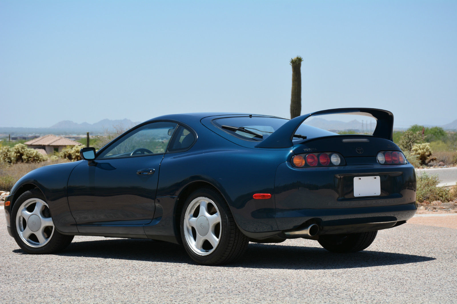 stock 1994 toyota supra twin turbo could be yours for the. Black Bedroom Furniture Sets. Home Design Ideas