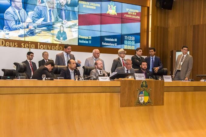Assembleia Legislativa aprova fim do auxílio-moradia a deputados do Maranhão