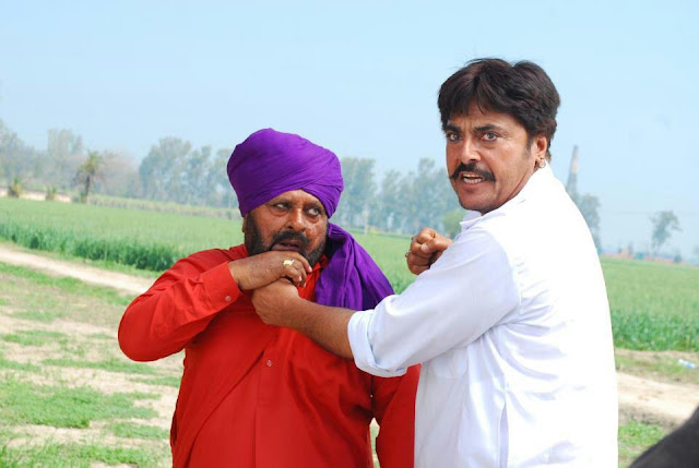 Guggu Gill & Mohd. Sadiq On The Shoot