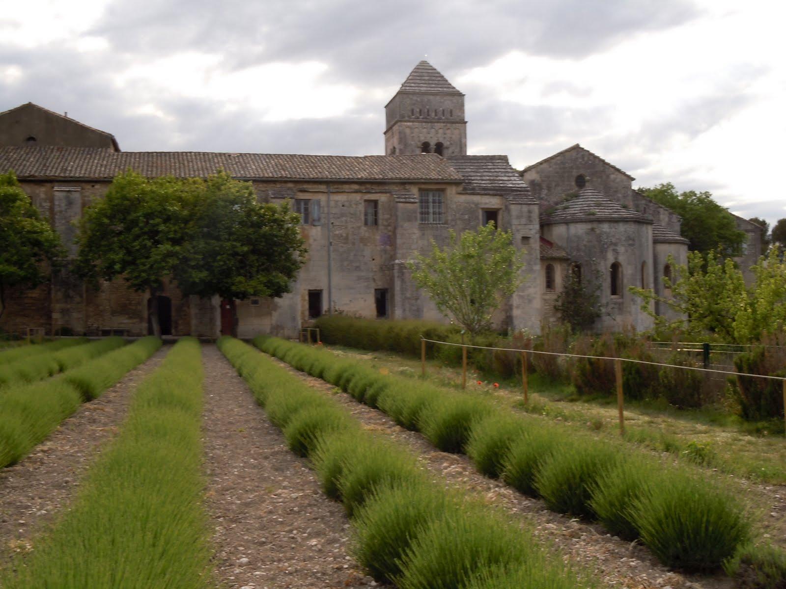 Rando et Virolo: Maussane-les-Alpilles  un week-end en Provence.
