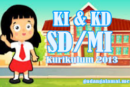 KI dan KD Seni Budaya dan Prakarya SD Kelas 6 Kurikulum 2013