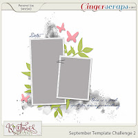 Template : Challenge Template by Kristmess Designs