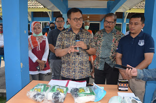 BNNP Jambi Musnahkan Sabu 3 Kg Hasil Tangkapan Jaringan Peredaran Gelap.