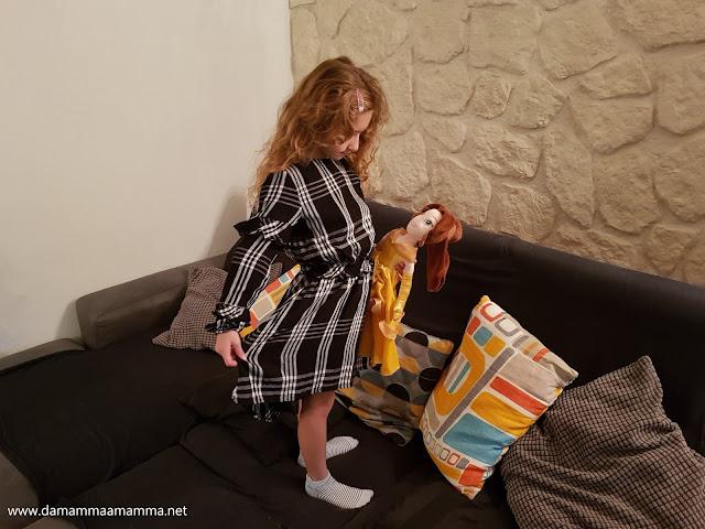 abito Collezione Autunno-Inverno 2019 BabyCross T-Love
