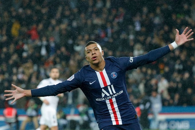 PSG 4-2 Lyon: Mbappe & co. help Parisians win 8 games in a row & go 12 pts clear