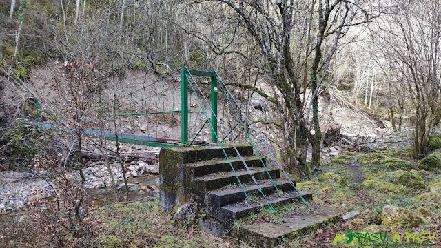 Puente del Pozón sobre el Río Semeldón