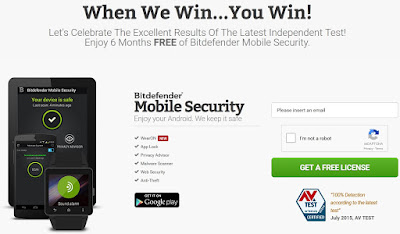 Bitdefender Mobile Security sundeep maan