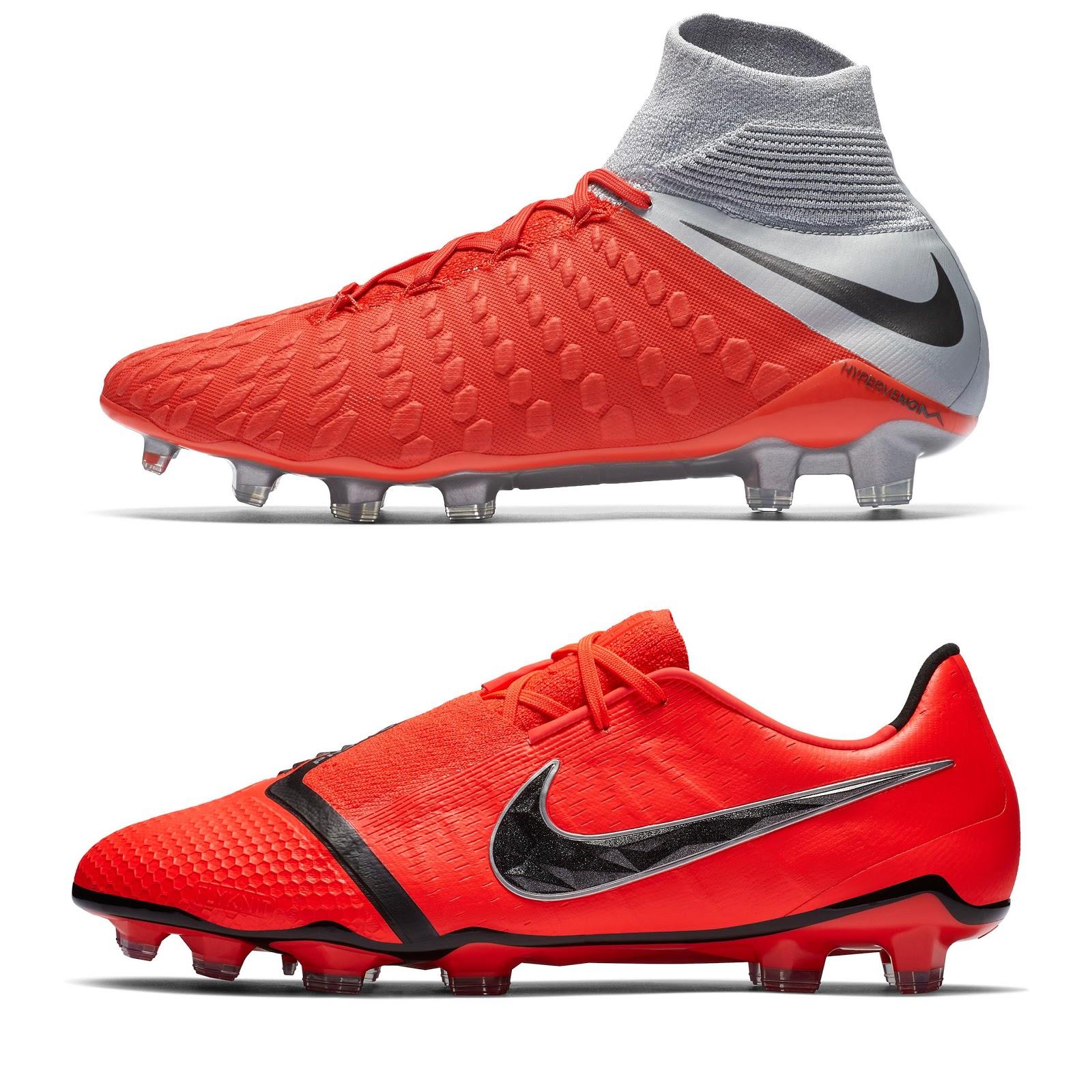 newest 94bc1 b1774 Discontinued Nike Hypervenom vs All-New Nike Phantom ...