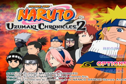 Get Download Game Naruto Uzumaki Chronicles 2 for Computer PC or Laptop