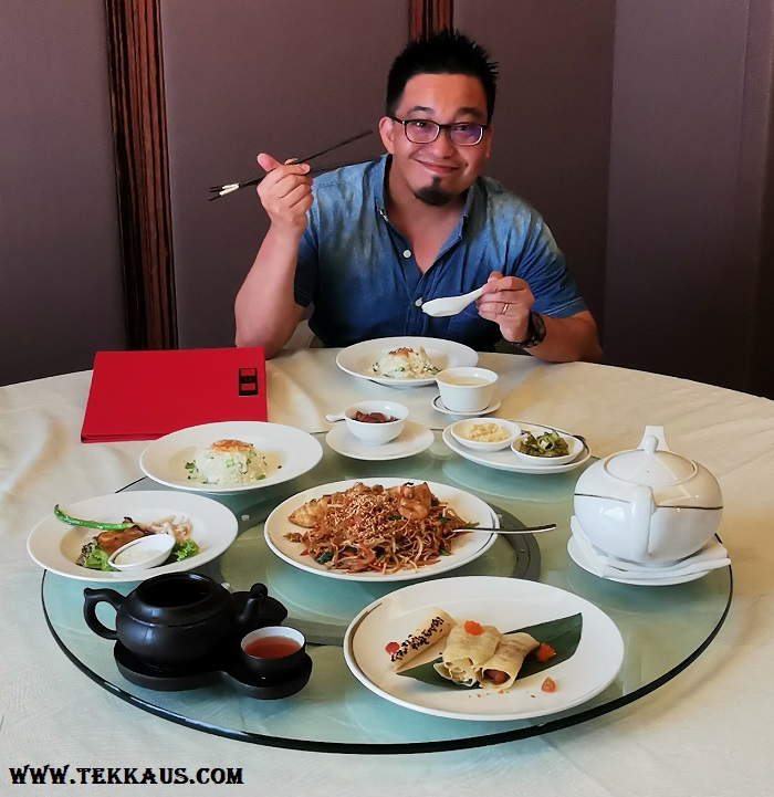 Yue Sheraton PJ Menu Best Chinese Restaurant