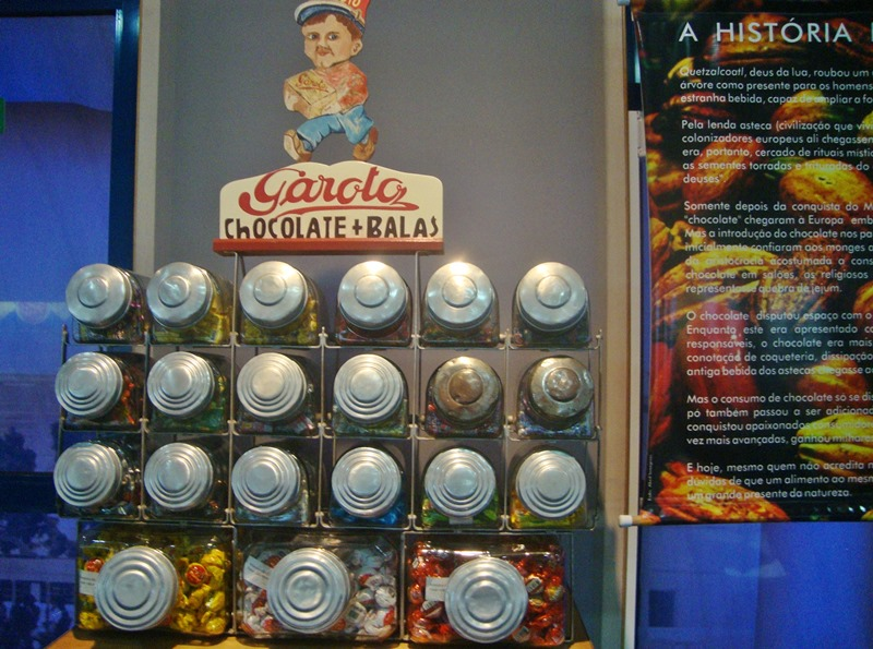 Museu do Chocolate Garoto, Vila Velha - ES