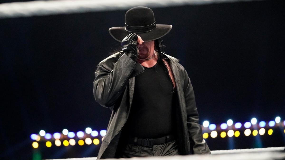 The Undertaker quer ser um mentor para os jovens talentos da WWE