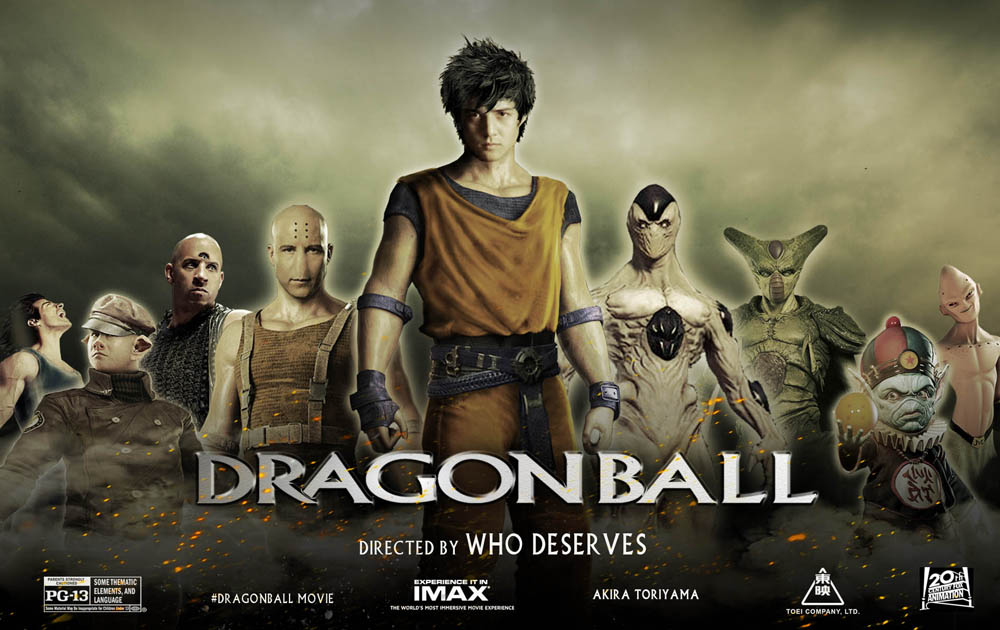 freakmagination how to make a real dragonball movie