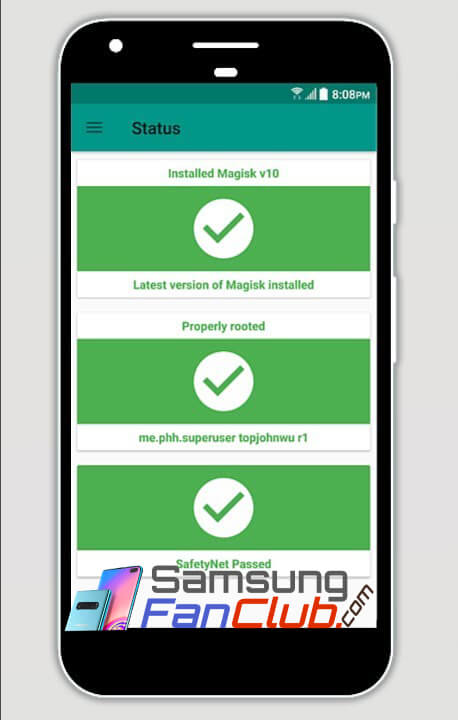 Download Magisk Manager 7.3.2 APK for Samsung Galaxy S10 & Note 10 Plus