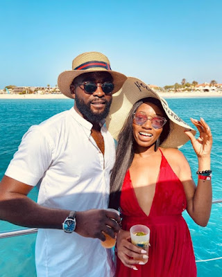 Ex Big Brother Naija Housemates Gedoni and Khafi are Engaged