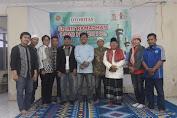 Jalin Silaturahmi, Media Otoritas Adakan Buka Puasa Bersama dan Berbagi Santunan