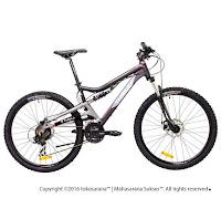 Sepeda Gunung Thrill Oust 2.0 26 Inci
