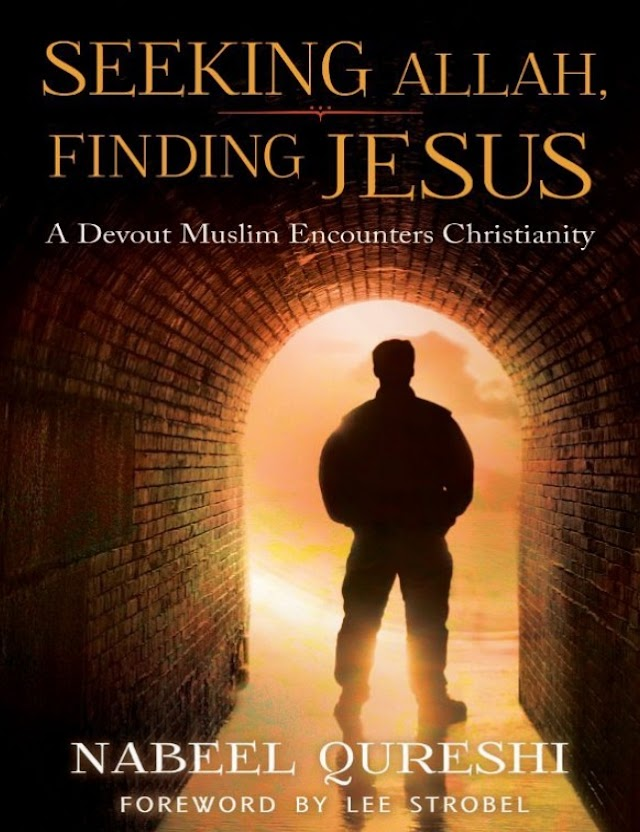 Book..... SEEKING ALLAH FINDING JESUS- FULL TESTIMONY AND A COMPLETE AUDIO FROM ANOTHER TESTIFYIER